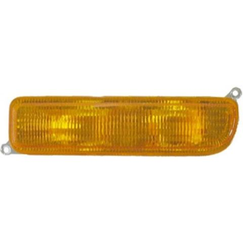 97-01 Cherokee Right & Left Front Park Signal Lights New Aftermarket