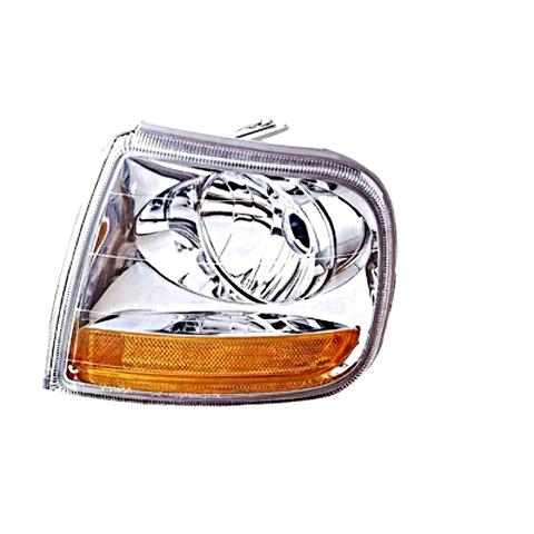Park / Signal Lamp Left Driver Side for 01-04 Ford F150 Lightning
