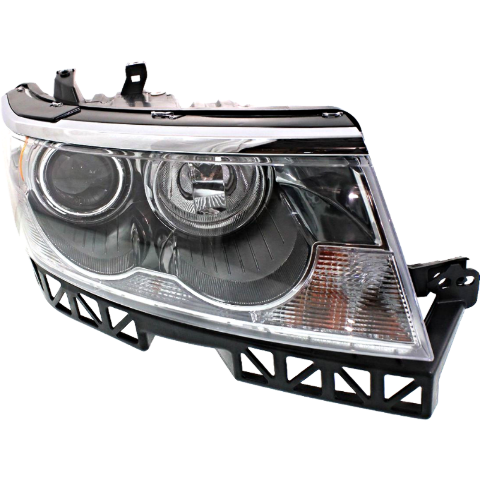 Fits 07-09 Lincoln MKZ 06 Zephyr Right Passenger Halogen Headlamp Assembly