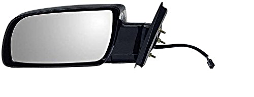 Fits 95-99 Yukon 95-00 Tahoe Power Mirror Left Driver Unpainted No Heat