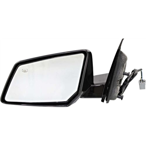 Fits 07-08  Outlook Left Driver Power Mirror W/ Heat and Manual Folding