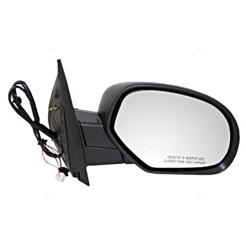 Fits 07-13 Escalade ESV Silverado Sierra Right Pass Pwr Mirror Ht Puddle ManFold