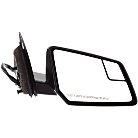 Fits 08-10  Outlook Right Pass Power Mirror W/Ht Mem Sig Spotter Pwr Fold