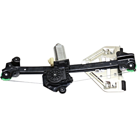 Fits 03-07 Cadillac CTS Rear Right Passenger Power Window Regulator With Motor