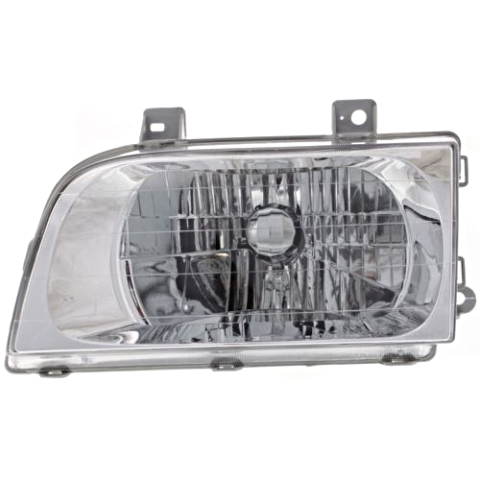Fits 98-02 Kia Sportage Left Driver Headlamp Assembly