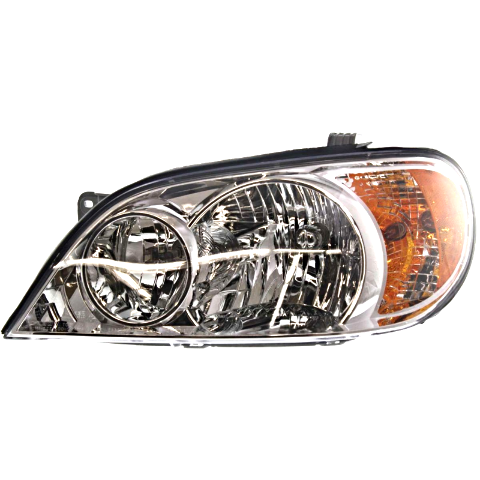 Fits 02-05 Kia Sedona Left Driver Halogen Headlight Assembly
