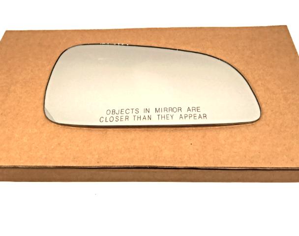 Right Pass Convex Mirror Glass Lens for 08-12  Malibu,  07-09 Aura w/ Silicone