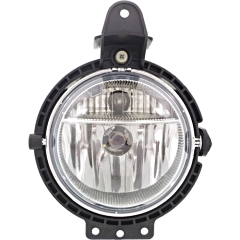 Fits 07-15 Mini Cooper Left Or Right Fog Light Assembly Fits Either Side