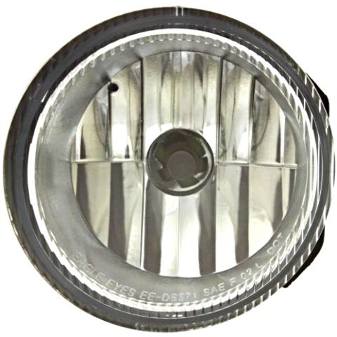 Fits 03-04 Xterra & Frontier Left Driver Fog Lamp / Light Assembly