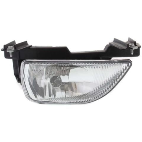Fits 00-01 Altima Right Passenger Fog Lamp / Light Assembly