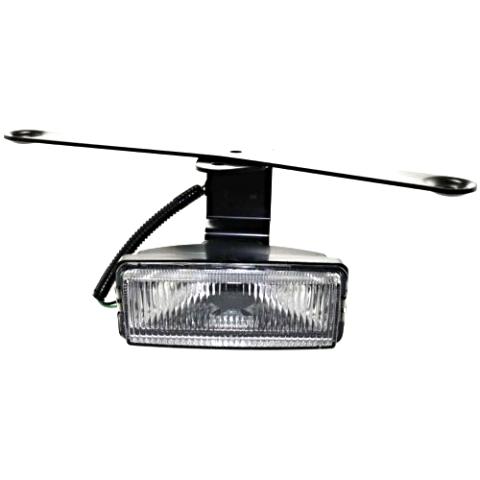 Fits 00-01 Xterra 00 Frontier Right Pass Fog Light / Lamp Assembly