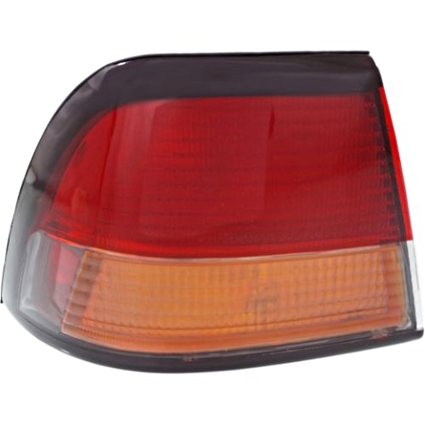 Fits 97-99 Maxima Left Tail Lamp / Light Assemby Quarter Mounted