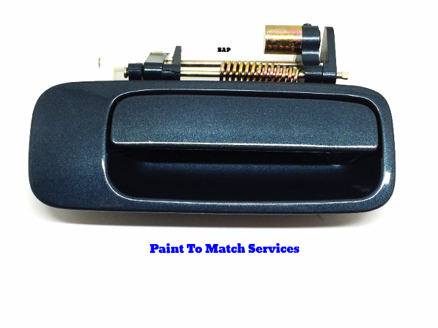 Fits New Paint to Match Services for  Auto Exterior Door Handle