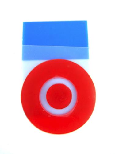 Auto Rain Sensor Pad / Lens Fits between Sensor & Glass Jetta Passat Golf, Envoy