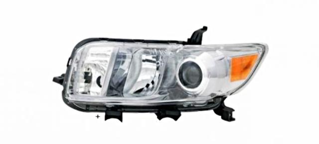 Fits 08-10 Scion XB Left Driver Headlight Assembly