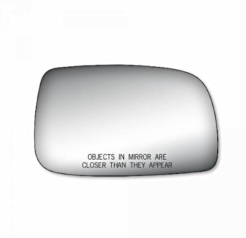 NEW Mirror Glass 07-11 TOYOTA YARIS Passenger Right Side RH **FAST SHIPPING**