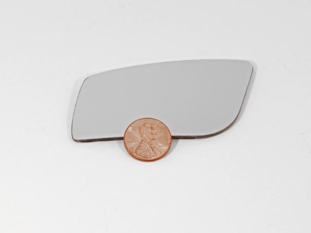 Fits 13-16 Ford Escape, C-MAXs Left Driver Upper Spot Mirror Glass Lens