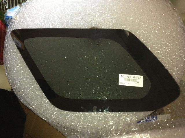 Fits 10-13 Toy 4Runner Left Driver Side Fixed Qtr Glass Privacy Tint