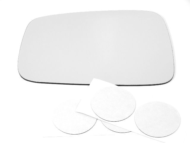 Fits 06-11 HHR Left Driver Mirror  (Glass Lens Only)   W/ Silicone     USA