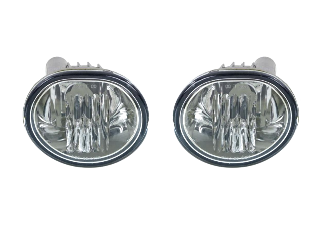 Fits 03-08  Matrix  03-08 Pont  Vibe Left & Right Fog Lamp Assemblies - Pair