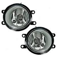 Fits 08-10  Avalon/ Highlander /Hybrid 08-12  IS F Left & Right Fog Lamp