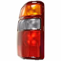 Fits 00-03 GMC Yukon / Yukon XL Left Driver Tail Lamp Unit Assembly