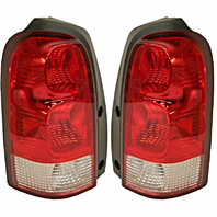 Fits 05-09 Chev Uplander  Montana SV6 Left & Right Tail Lamp Assem - Set