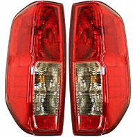 Fits 09-12  EQUATOR LEFT & RIGHT SET TAIL LAMP ASSEMBLIES
