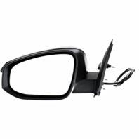 Fits 14-18  4 Runner Left Driver Mirror Assm Power, Heated more than 1 option