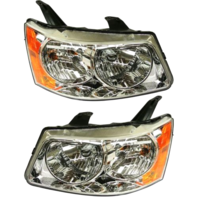 Fits 06-09  Torrent Left & Right Headlamp Assemblies - pair