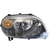 Fits 07-10  HHR Right Passenger Headlamp Assembly w/tinted lens