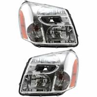 Fits 05-09  Equinox Left & Right Headlamp Assemblies (pair)