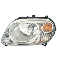 Fits 06-11  HHR Right Passenger Headlamp Assembly w/clear lens