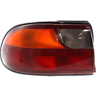 Fits 04-05  Malibu Classic Left Driver Tail Lamp Assembly Quarter Mounted w/Circuit Board