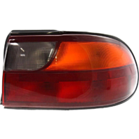 Fits 97-03 Malibu 04-05 Malibu Classic Right Passenger Tail Lamp Assembly Quarter Mounted w/Circuit Board
