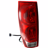 Fits 02-06  Avalanche Left Driver Tail Lamp Assembly