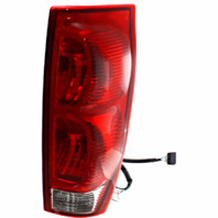 Fits 02-06  Avalanche Right Passenger Tail Lamp Assembly