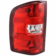 Fits 07-14 Silverado, 3500 Sierra Left Driver Tail Lamp Assembly (more than 1 Option see Details)