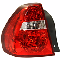 Fits 04-07 Chevrolet Malibu/08 Malibu Classic Left Driver Tail Lamp Assembly