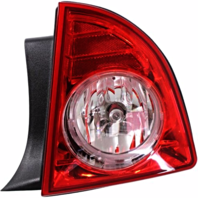 Fits 08-12  Malibu Right Passenger Tail Lamp Assembly w/Red-clear Lens