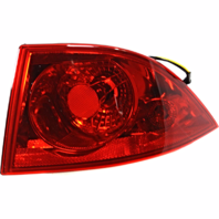 Fits 06-11 Buick Lucerne Right Passenger Tail Lamp Assembly Quarter Mounted