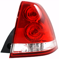 Fits 04-07 Chevrolet Malibu Maxx Right Passenger Tail Lamp Assembly