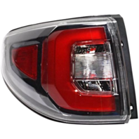 Fits 13-17 GMC Acadia Left Driver Tail Lamp Assembly Quarter Body Mounted