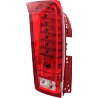 Fits 10-16 Cadillac SRX Left Driver Tail Lamp Assembly