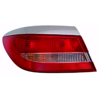 Fits 12-17 Buick Verano Left Driver Tail Lamp Assembly Quarter Mounted