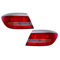 Fits 12-17 Buick Verano Left & Right Set Tail Lamp Assemblies Quarter Mounted