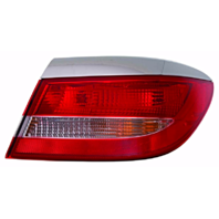 Fits 12-17 Buick Verano Right Passenger Tail Lamp Assembly Quarter Mounted