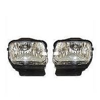 Fits 03-04  Silverado & Avalanche (w/o body cladding) Left&Right Fog Lamps- pair