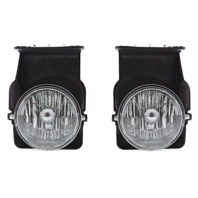Fits -04 GM Sierra Left & Right Fog Lamp Assemblies (pair)