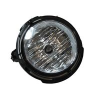Fits 06-11  HHR (except SS) Left Driver Fog Lamp w/clear lens w/out bulb shield